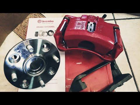 STOPPING POWER! ROH\BIG BRAKE conversion Turbo Cb7