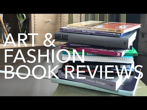 12 Fashion and Art Book Reviews in 20 Minutes
