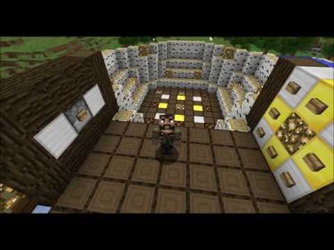 Roulette Table in Minecraft - Proof Of Concept