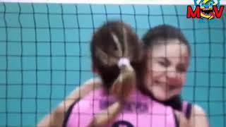 SEXY !! Klara Peric Beautiful Girl Amazing Volleyball