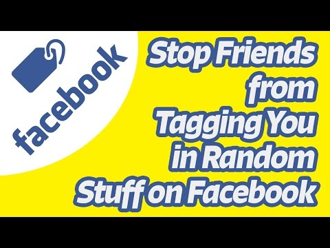 Stop Friends from Tagging you in Random Photos/Videos on Facebook