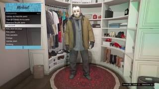 Grand Theft Auto 5|How to have a Jason Voorhees costume in GTA V
