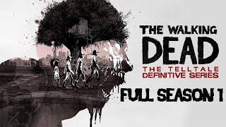 Telltale The Walking Dead Definitive Edition Full Season 1 Game Movie 1440p 60FPS