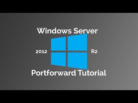 Windows Server 2012 Advanced Firewall Arma 3 [Requested]