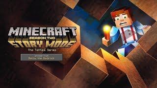 Minecraft Story Mode Season 2 Episode 3 Jailhouse Block Jesse