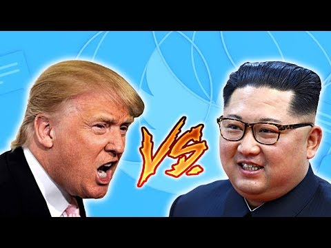 Trump and Kim Jong Un battle it out on Twitter
