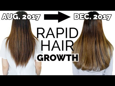 25 Insider Secrets to Rapid Hair Growth
