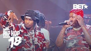 Yg & A$ap Rocky Perform Yg