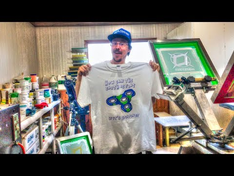 How to: print on a t-shirt with inkjet transfer paper from start to finish