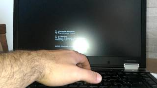 DOESN'T WORK ANYMORE=- Resetting BIOS password for HP business