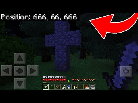 DO NOT GO TO THESE CURSED COORDINATES IN MINECRAFT  (RealmsSMP S3 E17)