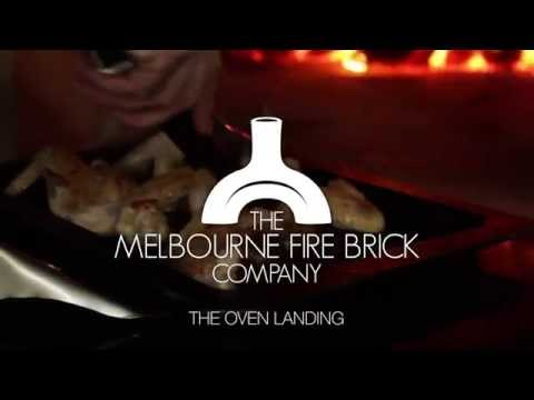 Why have a Landing on your Wood Fired Oven?