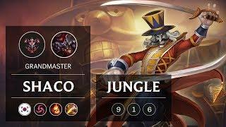Shaco Jungle vs Kha