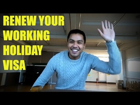 Living in Japan: Renewing your Working Holiday Visa!