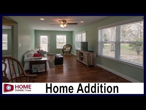 Home Remodel: New Home Addition Designed for Handicap Accessibility