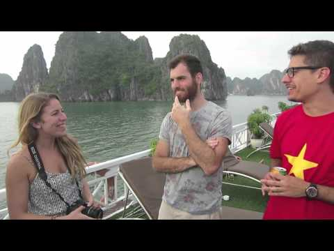 Halong Bay Tour vs Hanoi Central Backpackers Hostel - Halong Hideaway Tour