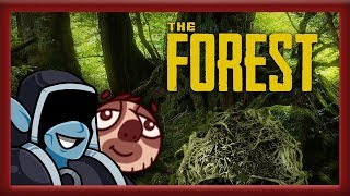 Two Nerds Try to Survive in The Forest and One of Them Won