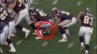 NFL/NCAA Trick Play Hand-offs