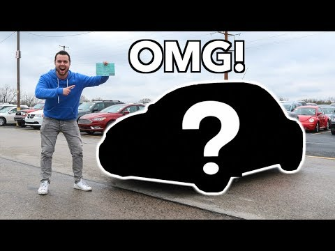 MY NEW CAR!!! *Not Clickbait*