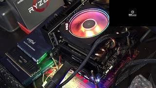5.1GHz and 5GHz DDR4! Crucial Ballistix Max 4000 CL18 overclocked with 3700X on ASUS X570i Strix