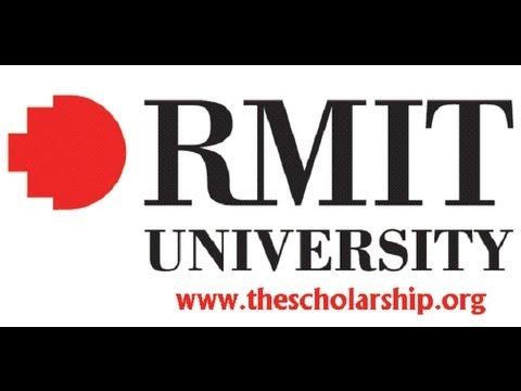RMIT University Boeing Scholarships in Australia 2014