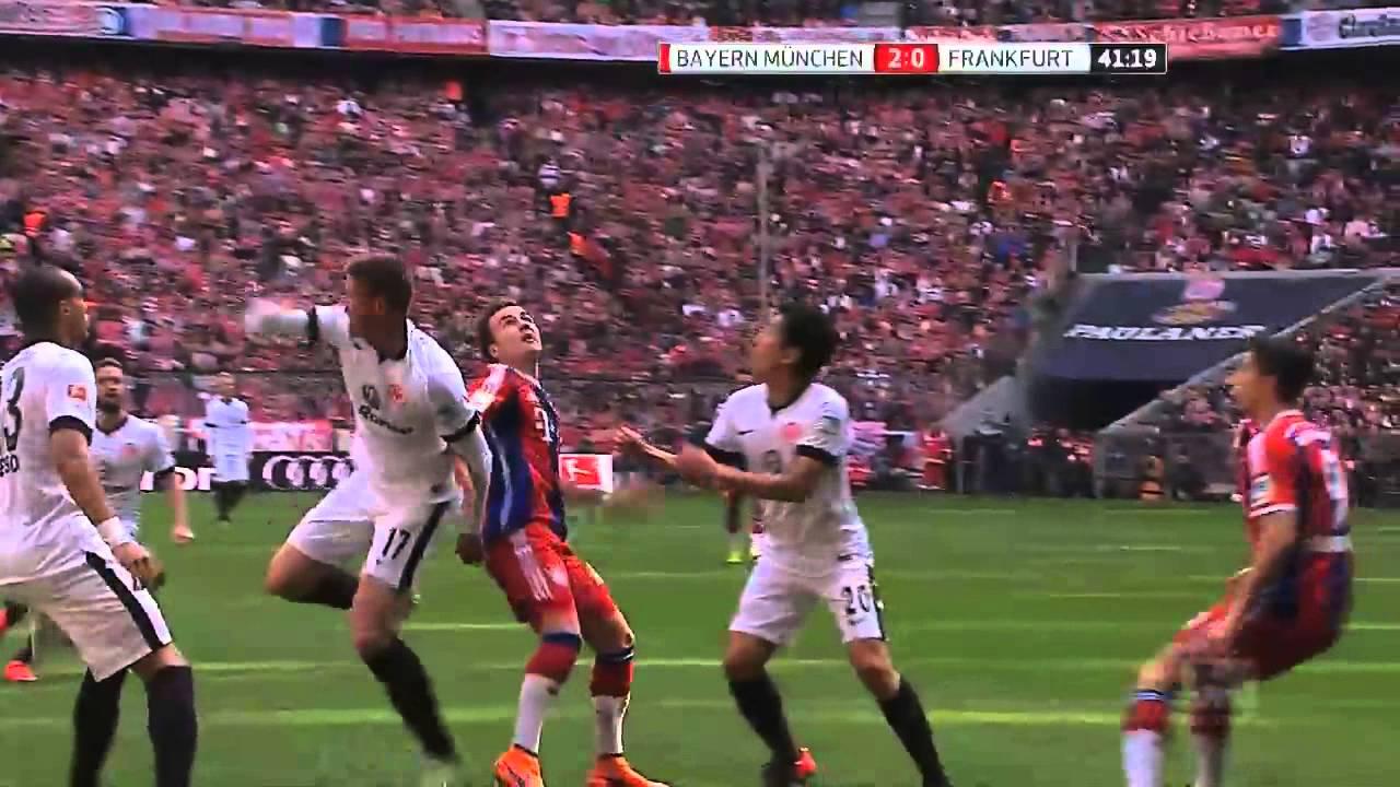 Bayern Munich vs. Eintracht Frankfurt