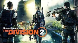 THE DIVISION 2 - All Cutscenes (Game Movie) 1080p 60FPS Xbox One X Enhanced