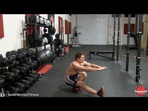 How To: Pistol Squat - Build Leg Strength & Correct Muscle Imbalances!
