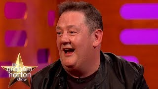 Johnny Vegas Was Almost A Corpse In Silent Witness   The Graham Norton Show