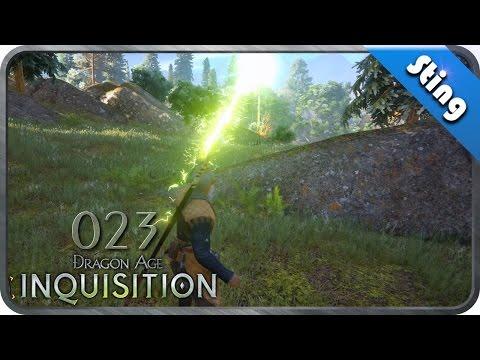 Dragon Age Inquisition | #23 - Eichhörnchenjagd im Hinterland | Gameplay german mit Sting Kee