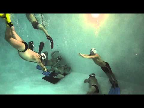 Connecticut / New Jersey Underwater Rugby.