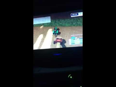 Farming simulator 2013 Xbox small bales