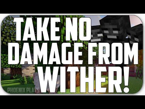 Minecraft Console: Fastest Way to kill a Wither In Minecraft - TU20 Glitch Tutorial
