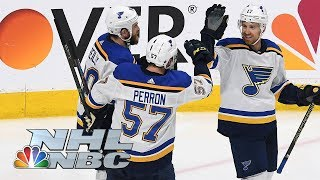 St. Louis Blues' best goals of the 2019 Stanley Cup Playoffs | NBC Sports