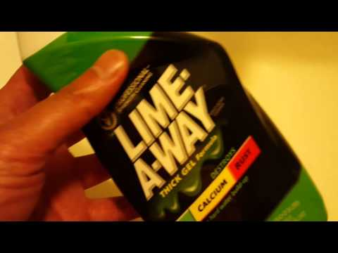 How to fix Electric Shaver Using Lime-Away or Vinegar!