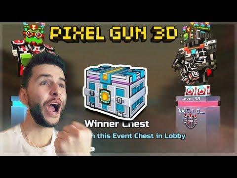 WE WON 300+ GEMS FROM PLAYERS! 1v1 BATTLES CHALLENGE!! | Pixel Gun 3D