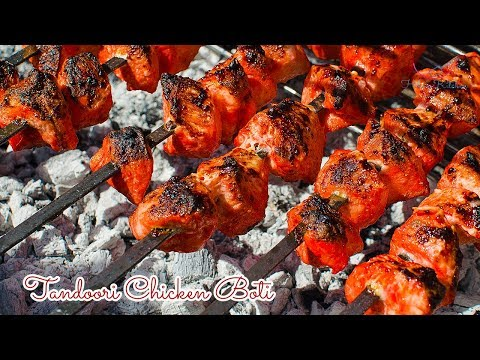How to Make Tandoori Chicken Boti - Authentic recipe by Hibas Kitchen