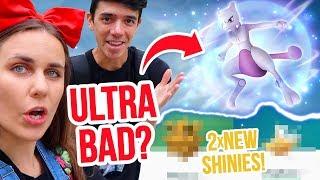 HONEST ULTRA UNLOCK OPINION & NEW SHINIES | Pokémon GO Vlog | ZoeTwoDots