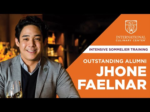 Outstanding Alumni 2017: Outstanding Sommelier, Jhonel Faelnar