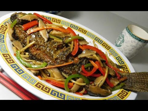 How to Make: Sweet and Sour whole Fish