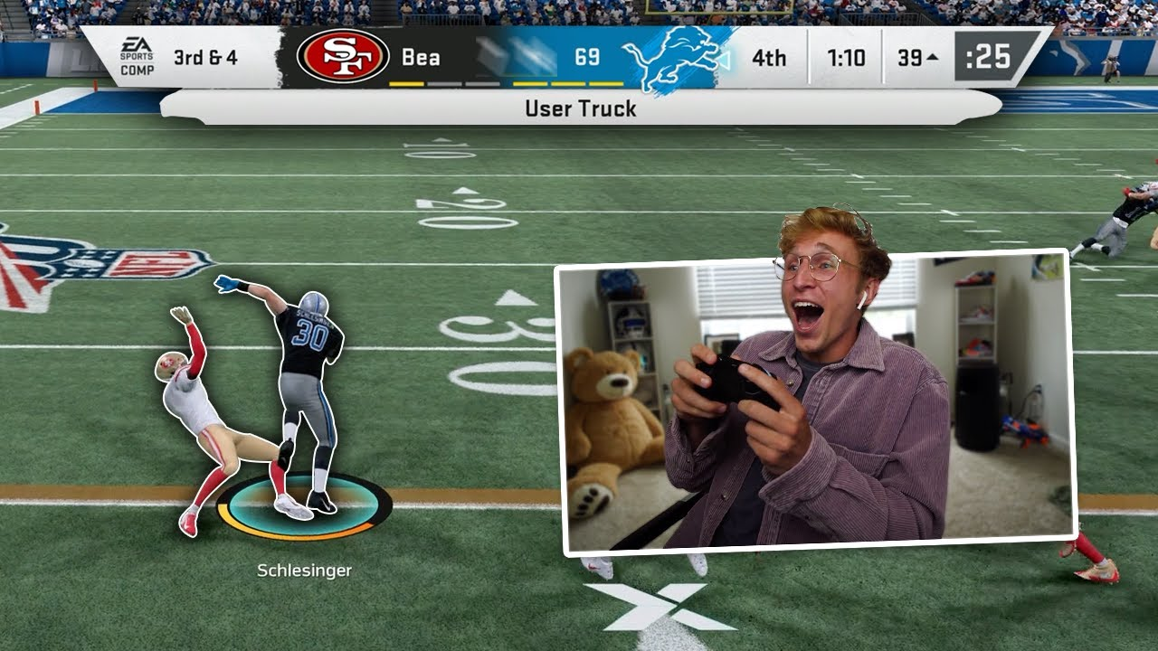 I put the GOAT at halfback... and THIS happened... Wheel of MUT! Ep. #83