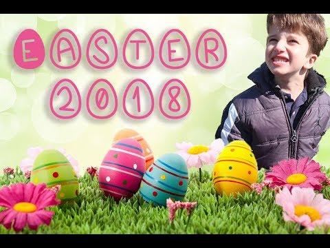 Easter 2018! Easter Egg Hunt Extravaganza!