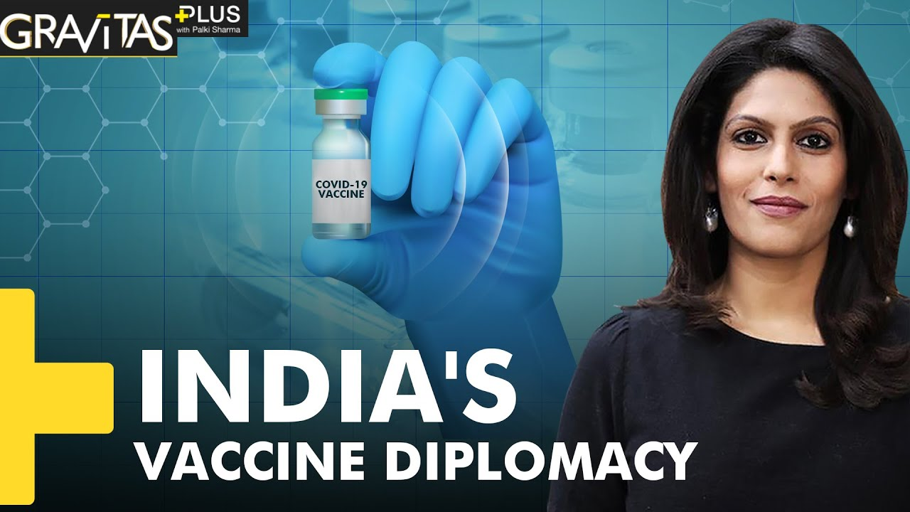 Gravitas Plus: India sets an example with Vaccine Maitri