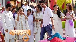 Neil And Dayawanti CRAZY Dance In Holi   Naamkaran   नामकरण   TellyMasala