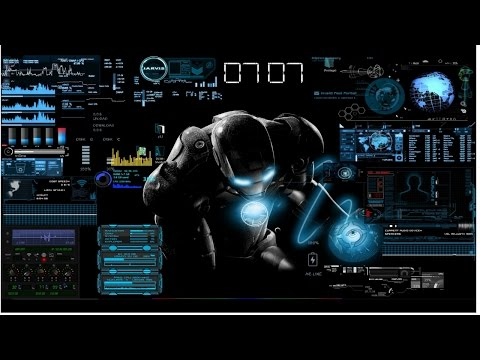 How to Make Real Life Futuristic Computer Like Iron man Jarvis Trailer