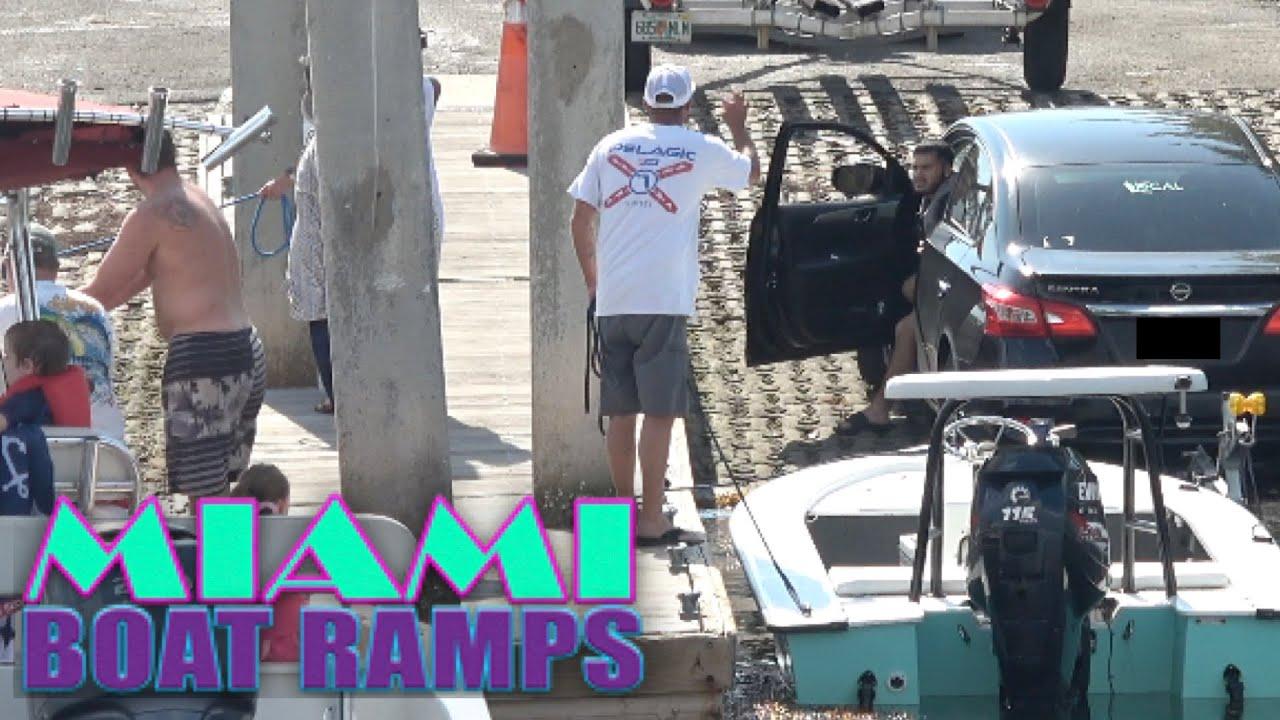 Tempers Flair Again Deja Vu!!| Miami Boat Ramps | Boynton Beach