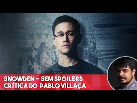 Snowden - Comentários SEM spoilers