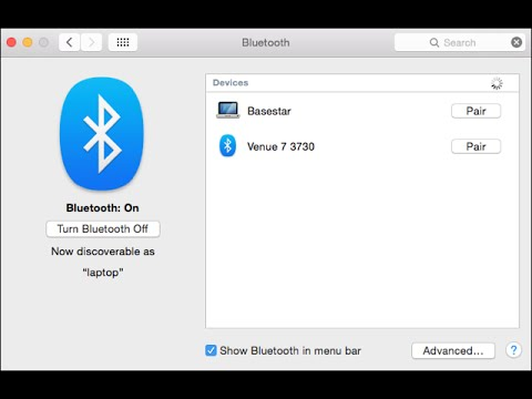 Transferring files from PC to Android via Bluetooth