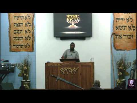 Scripture Study with Elder Donny 06-28-16 | Circumcision of the Heart |