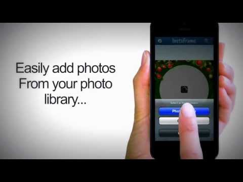 LiPix Video Tutorial: Photo Collage & Picture Stickers App By IU-Apps